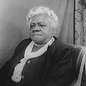 Mary McLeod Bethune is listed (or ranked) 15 on the list List of Famous Educators