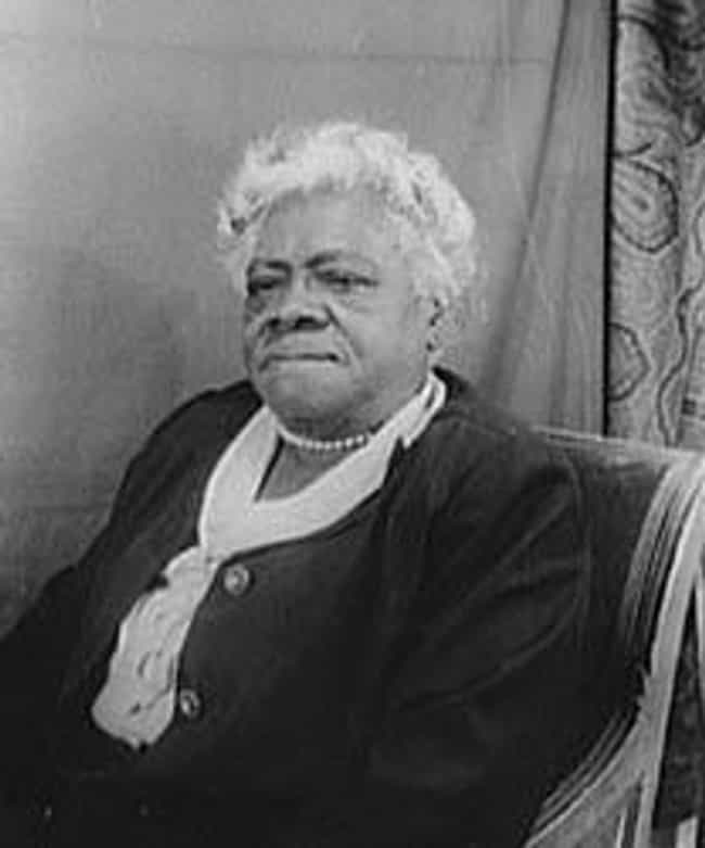 Mary McLeod Bethune is listed (or ranked) 2 on the list Famous Female Educators
