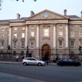 Mary Robinson is listed (or ranked) 9 on the list Famous Trinity College, Dublin Alumni