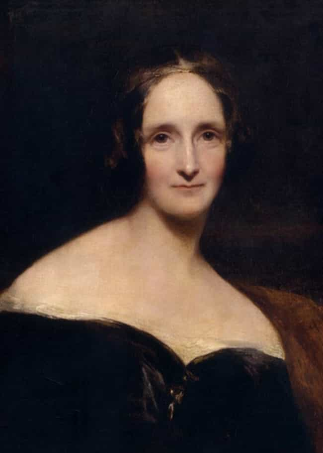 Mary Shelley is listed (or ranked) 1 on the list First Book Successes Written By People Who Weren't Authors
