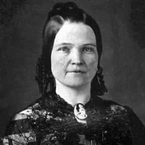 Mary Todd Lincoln is listed (or ranked) 15 on the list The Most Loved American First Ladies