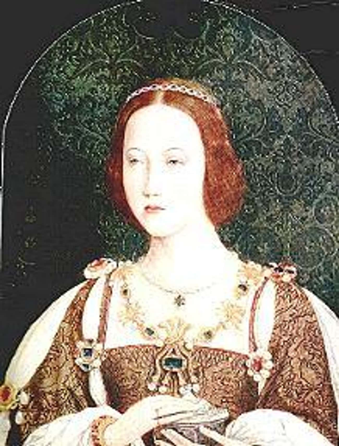 Mary Tudor, Queen Of France's Dowry Was A Fine Paid To Her Brother