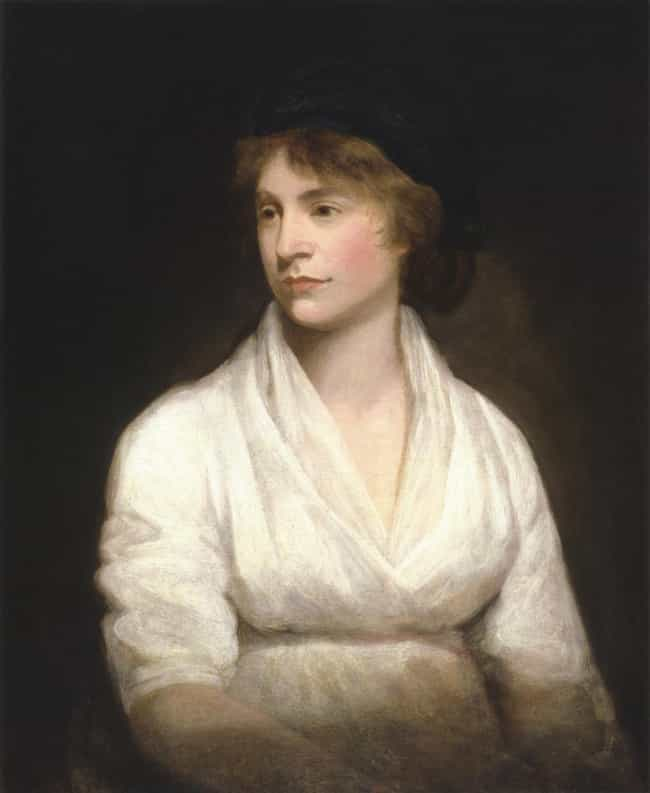 Mary Wollstonecraft is listed (or ranked) 4 on the list Writers Who Should Have Biopics