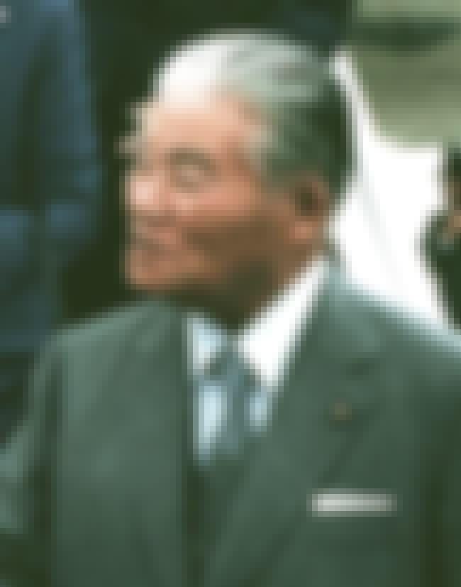 Masayoshi Ōhira is listed (or ranked) 4 on the list Famous Hitotsubashi University Alumni