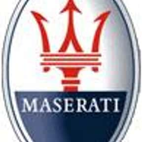 Maserati is listed (or ranked) 25 on the list The Best Car Manufacturers Of All Time, Ranked