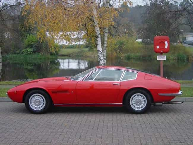 Maserati Ghibli is listed (or ranked) 1 on the list Full List of Maserati Models