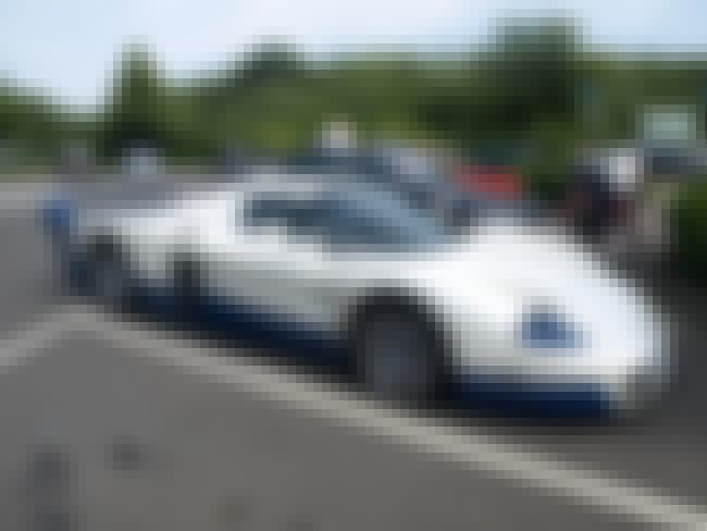 Maserati MC12 is listed (or ranked) 5 on the list Full List of Maserati Models