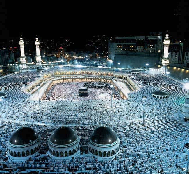 Masjid al-Haram is listed (or ranked) 12 on the list Saudi Arabia Architecture: Famous Landmarks and Buildings
