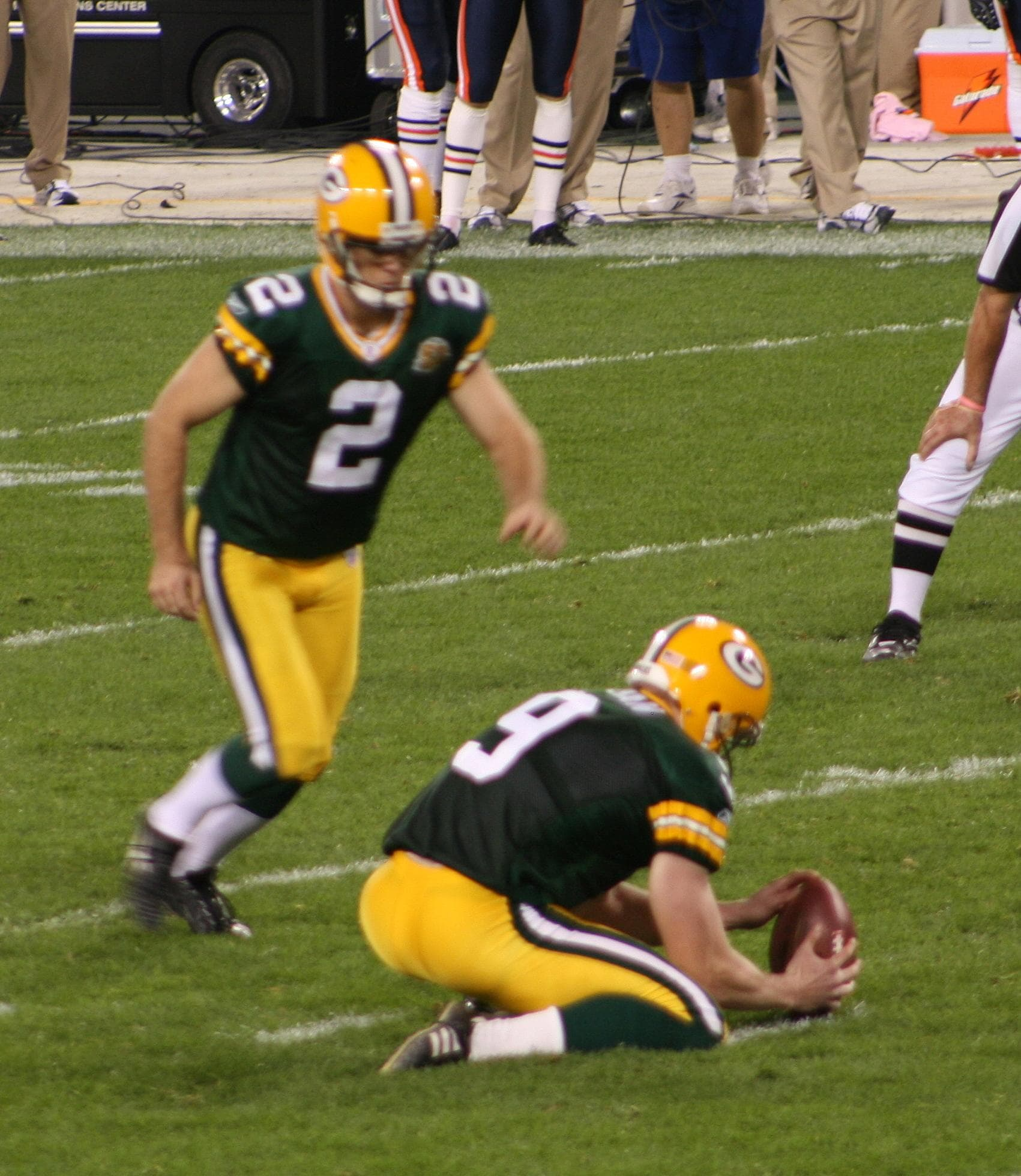 Image of Random Best Green Bay Packers Kickers Of All Time