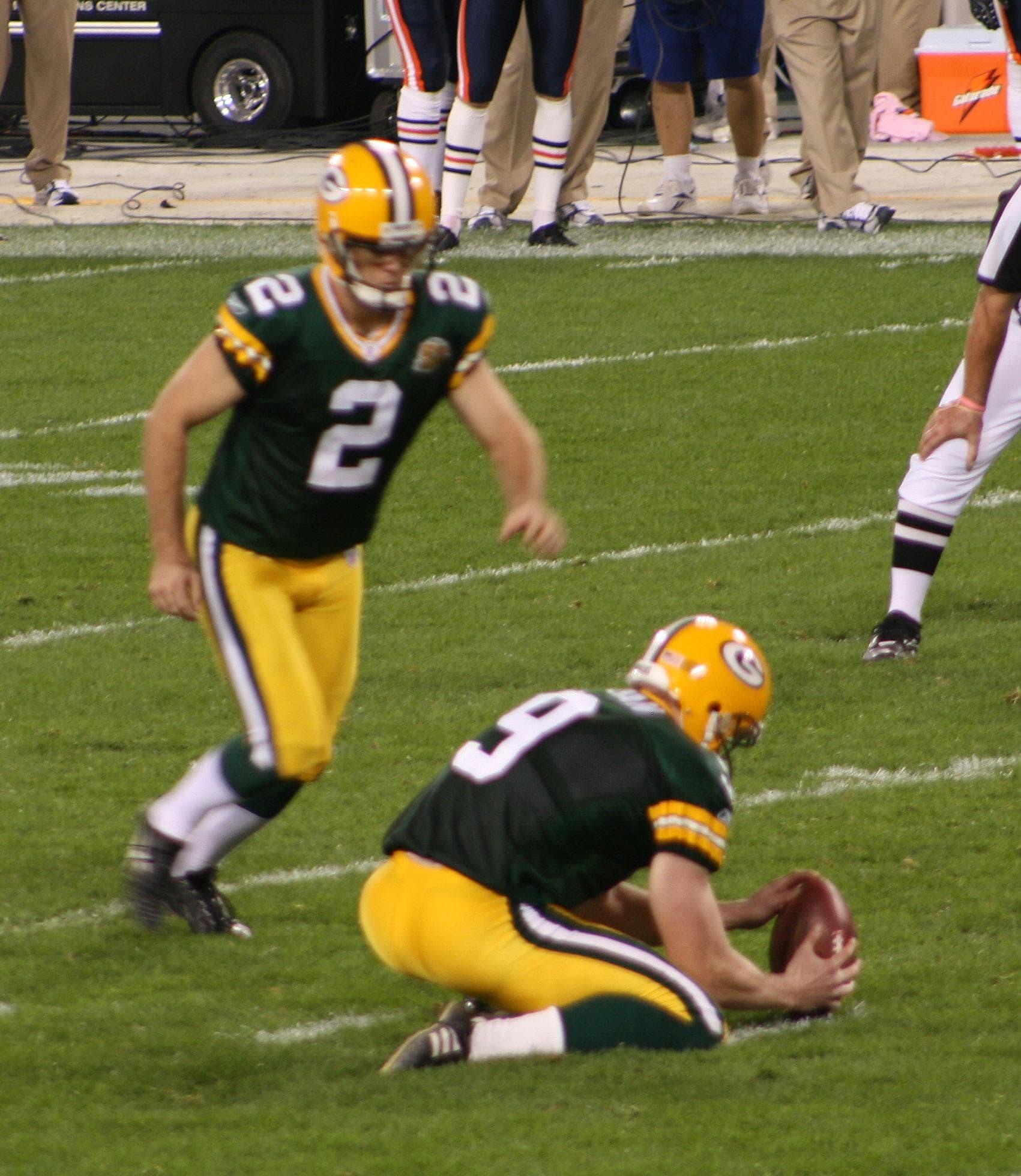 Random Best Green Bay Packers Kickers