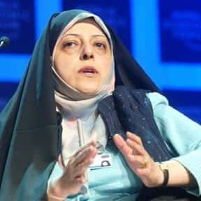 Masoumeh Ebtekar is listed (or ranked) 20 on the list Famous People From Iran
