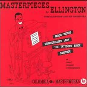 Masterpieces by Ellington is listed (or ranked) 8 on the list The Best Duke Ellington Albums of All Time
