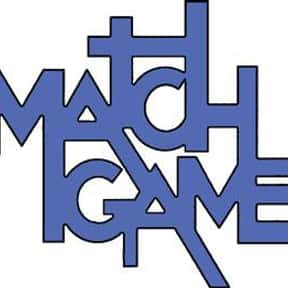 Match Game is listed (or ranked) 5 on the list The Greatest Game Shows of All Time