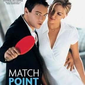 Match Point is listed (or ranked) 8 on the list The Best Woody Allen Movies