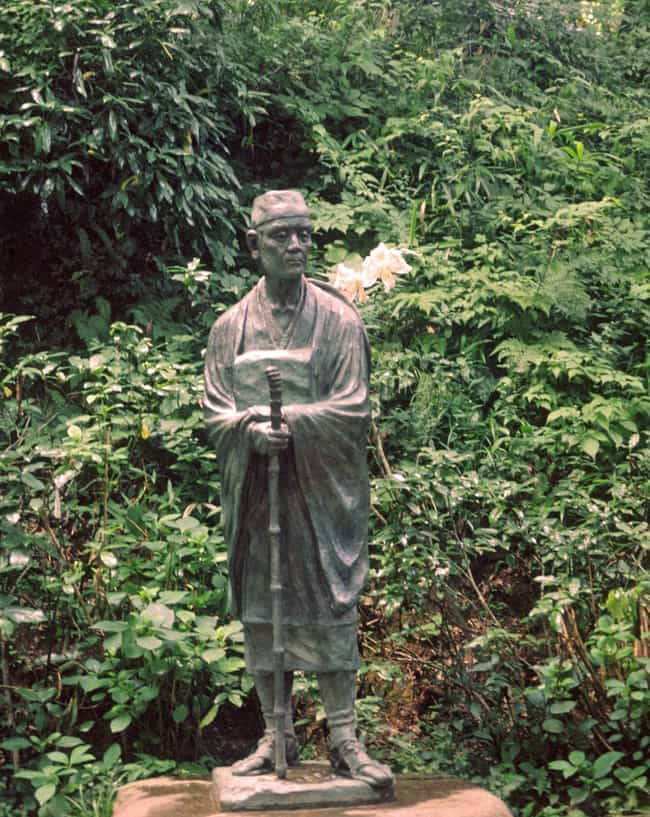 Basho is listed (or ranked) 1 on the list Famous Poets from Japan