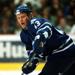 Mats Sundin is listed (or ranked) 19 on the list The Best NHL Players of All Time