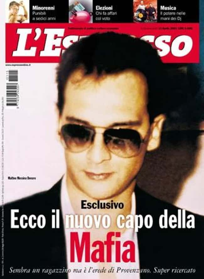 Matteo Messina Denaro is listed (or ranked) 19 on the list The Most Evil People Currently in Hiding