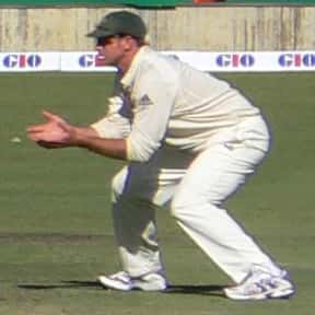 Matthew Hayden is listed (or ranked) 14 on the list Famous Male Athletes from Australia