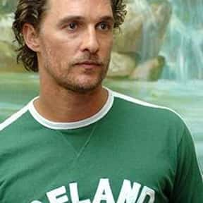 Matthew McConaughey is listed (or ranked) 16 on the list The Coolest Actors Ever