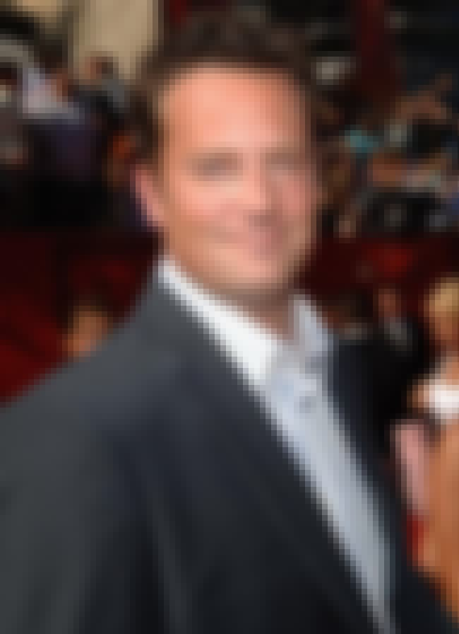 Matthew Perry is listed (or ranked) 3 on the list Men Who Heather Graham Has Dated
