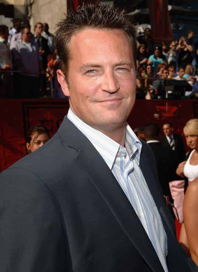 Matthew Perry is listed (or ranked) 3 on the list Famous The Buckley School Alumni