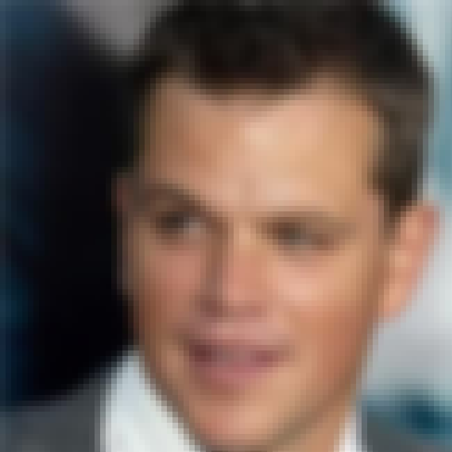 Matt Damon is listed (or ranked) 1 on the list 99 Celebrities Who Went to Ivy League Schools