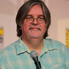 Matt Groening is listed (or ranked) 4 on the list List of Famous Cartoonists