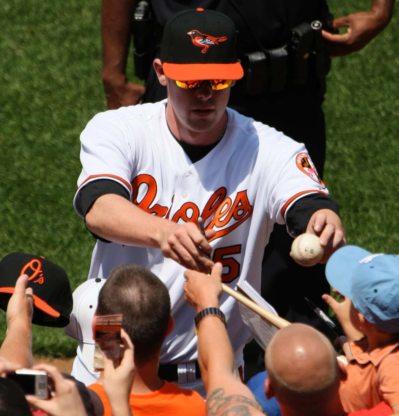 Matt Wieters is listed (or ranked) 2 on the list Famous Stratford High School Alumni