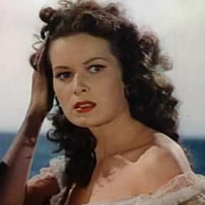 Maureen O'Hara is listed (or ranked) 7 on the list The Greatest Western Movie Stars