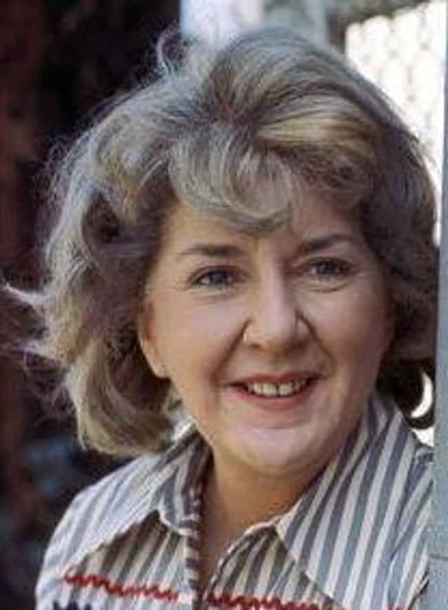 Maureen Stapleton is listed (or ranked) 3 on the list Famous People Who Died of Chronic Obstructive Pulmonary Disease
