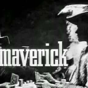 Maverick is listed (or ranked) 23 on the list The Greatest TV Shows of the 1950s