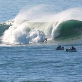 Mavericks is listed (or ranked) 15 on the list The Best U.S. Beaches for Surfing
