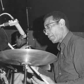 Max Roach is listed (or ranked) 21 on the list The Best Drummers Of All Time