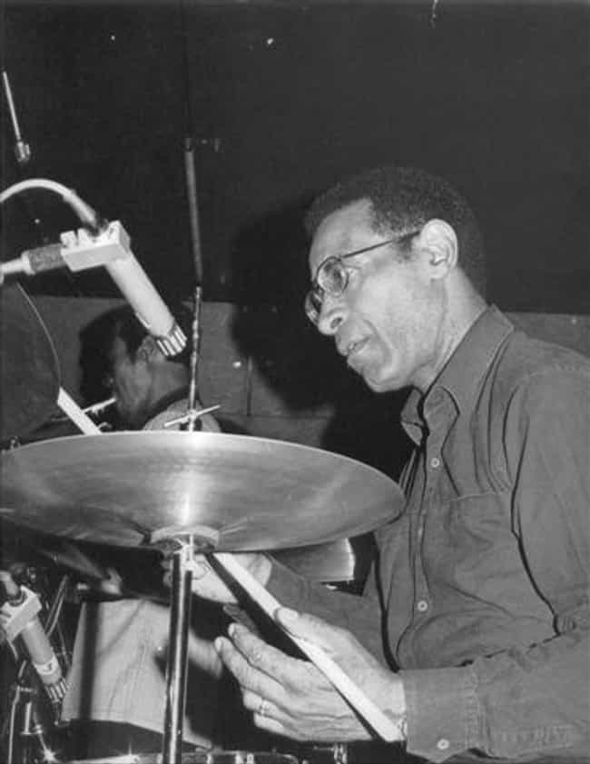 Max Roach is listed (or ranked) 1 on the list The 25 Most Popular & Influential Black Drummers