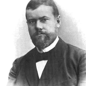 Max Weber is listed (or ranked) 12 on the list Famous Philosophers from Germany