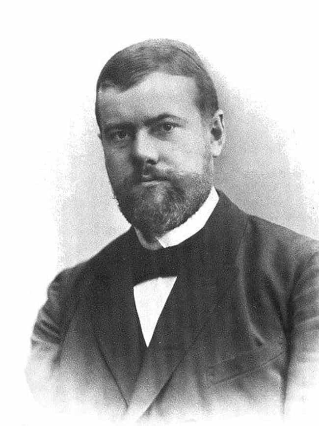 Max Weber is listed (or ranked) 2 on the list Famous Male Sociologists