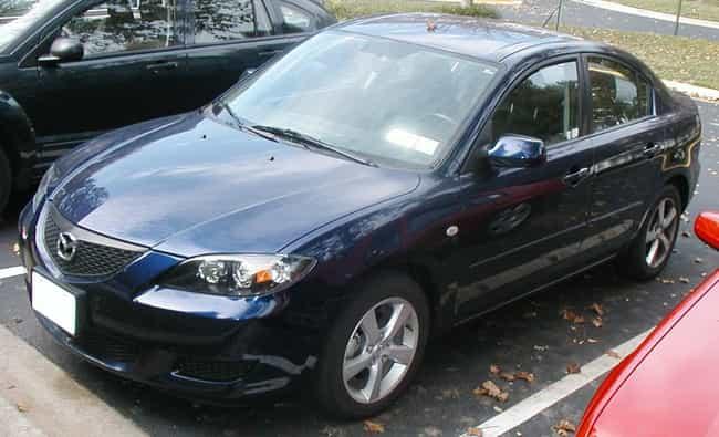 The Mazda3 Or Mazda