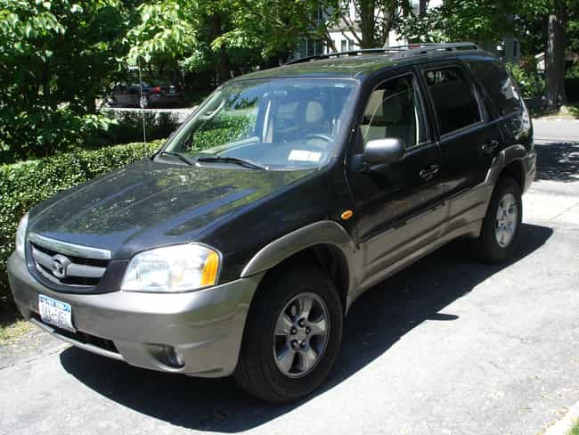 Mazda Tribute is listed (or ranked) 5 on the list Full List of Mazda Models