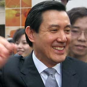 Ma Ying-jeou is listed (or ranked) 17 on the list Famous New York University School Of Law Alumni