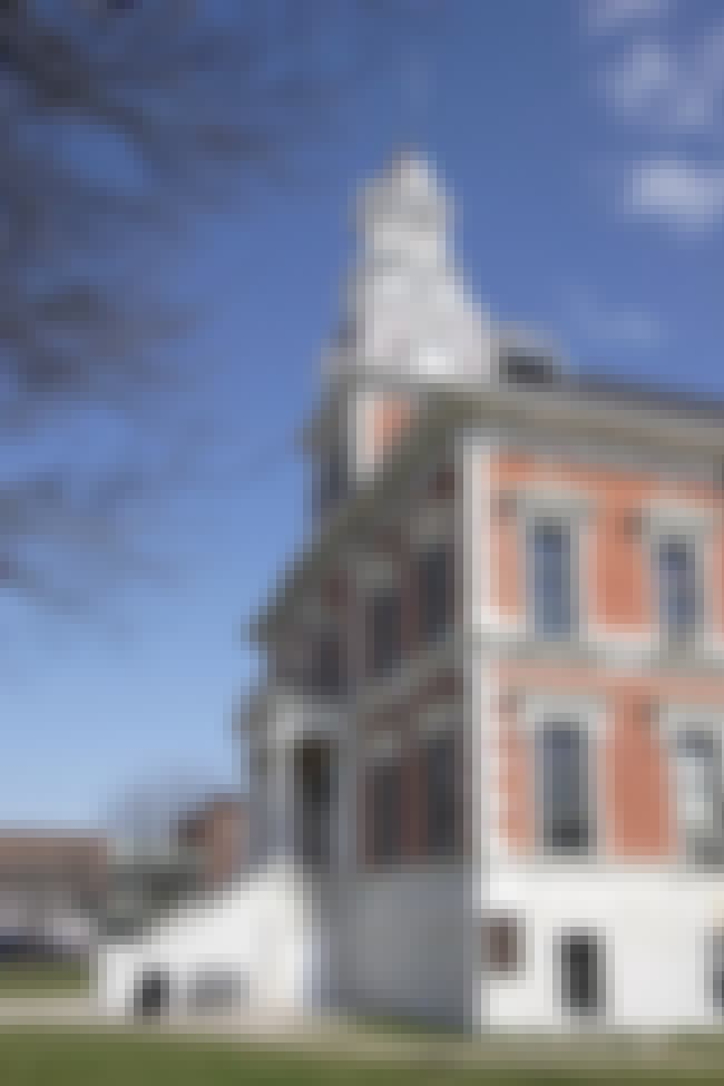 McDonough County Courthouse is listed (or ranked) 3 on the list Elijah E. Myers Architecture