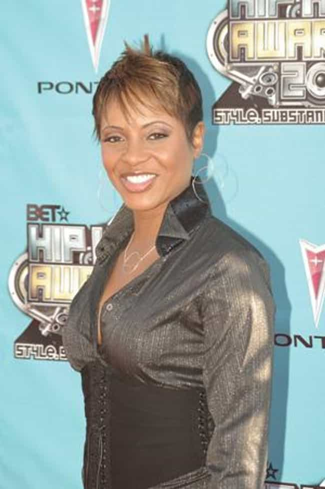 MC Lyte is listed (or ranked) 3 on the list Janelle Monáe Loves and Hookups