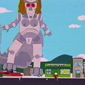 Mecha-Streisand is listed (or ranked) 13 on the list The Best Episodes From South Park Season 1