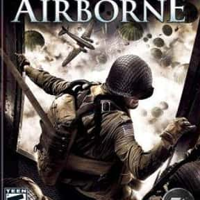 Medal of Honor: Airborne is listed (or ranked) 10 on the list The Best Video Games Set In WW2