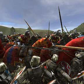 Medieval II: Total War is listed (or ranked) 1 on the list The Best Turn-Based Strategy Games of All Time