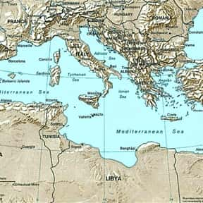 Mediterranean and Middle East  is listed (or ranked) 17 on the list World War II Battles Involving the Axis Powers