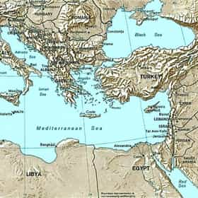 Mediterranean and Middle East theatre of World War II