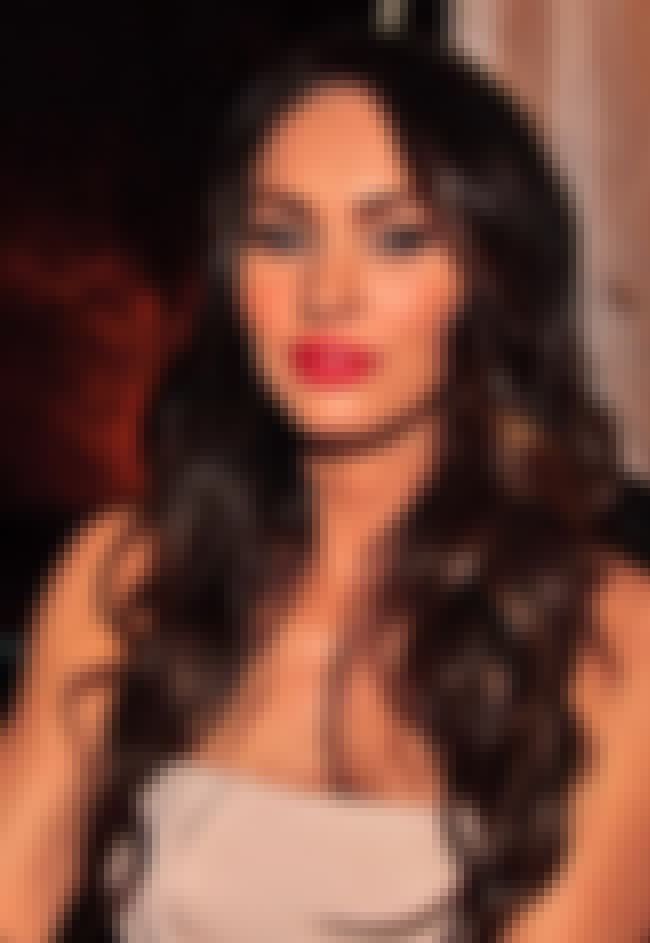 Megan Fox is listed (or ranked) 1 on the list List of Celebrity Death Hoaxes