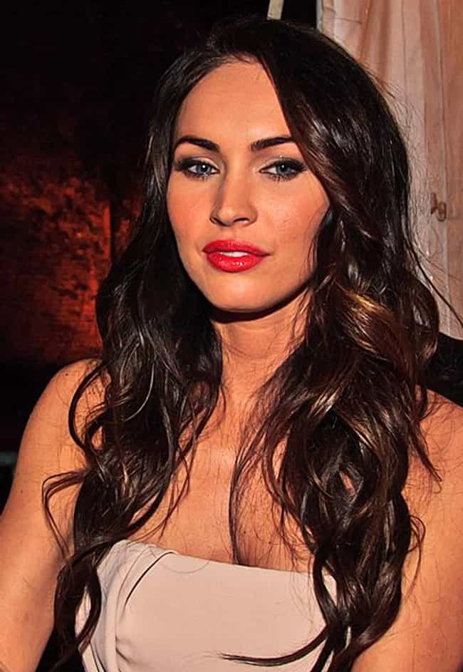 Megan Fox is listed (or ranked) 3 on the list HollywoodBuzz's Most Beautiful Women Of 2014