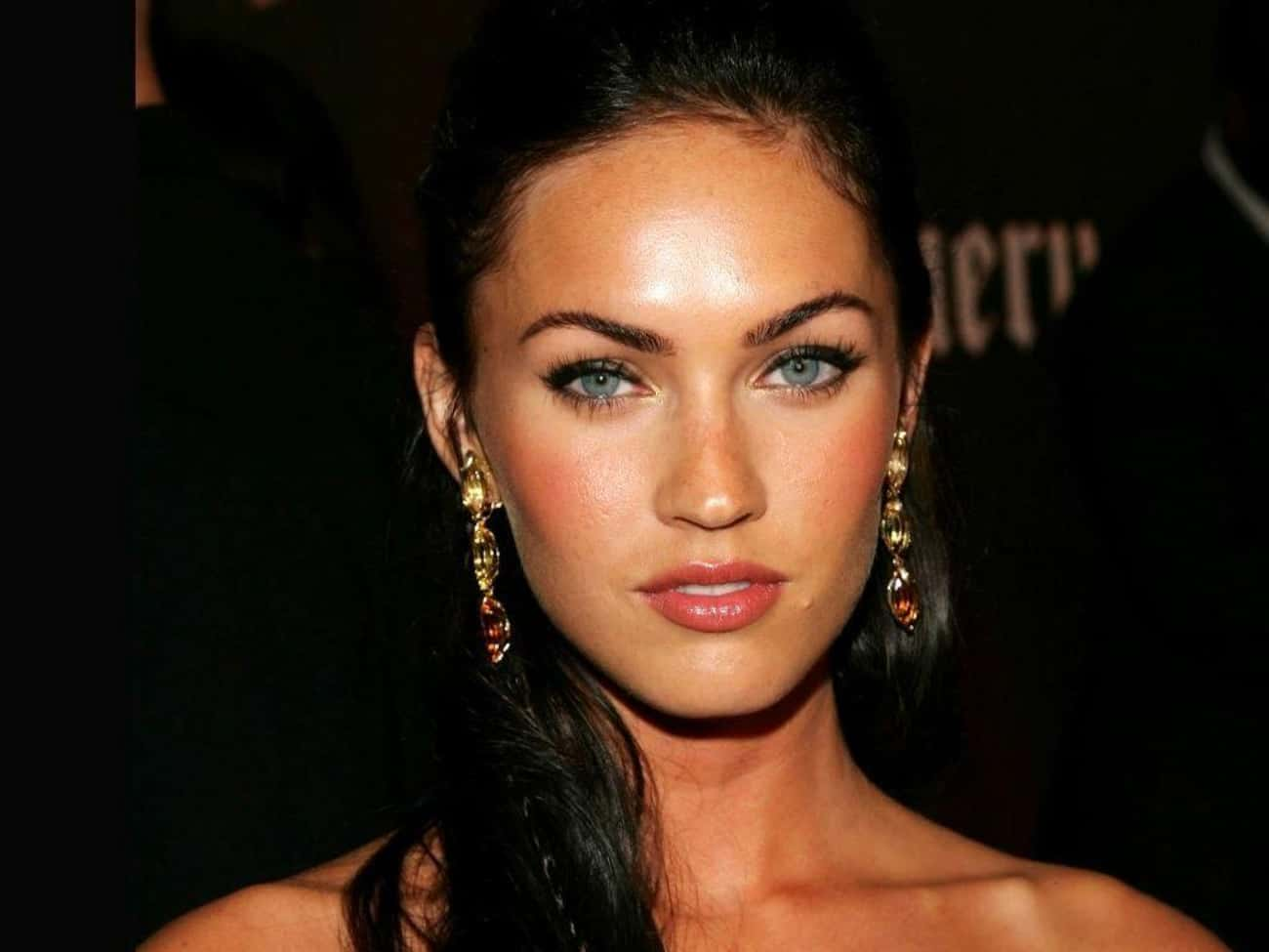 Megan Fox is listed (or ranked) 1 on the list Famous Female Models