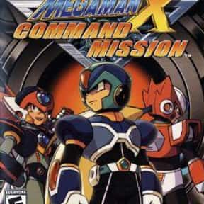 Mega Man X: Command Mission is listed (or ranked) 21 on the list The Best GameCube RPGs of All Time, Ranked by Fans